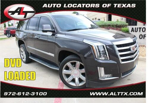 2016 Cadillac Escalade Luxury Collection Plano TX