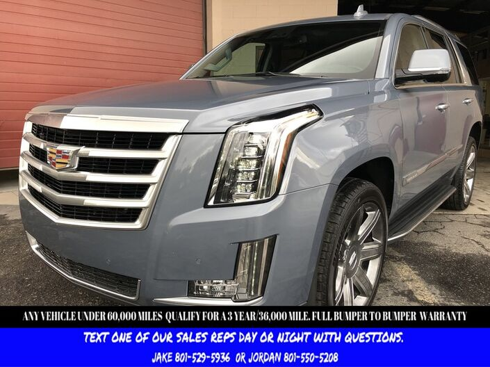2016 Cadillac Escalade Luxury Collection Salt Lake City UT