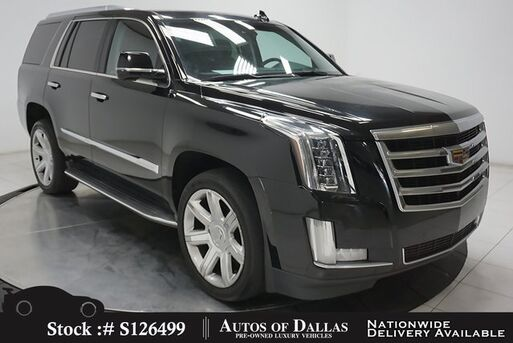 2016_Cadillac_Escalade_Luxury NAV,CAM,SUNROOF,CLMT STS,BLIND SPOT,3RD ROW_ Plano TX