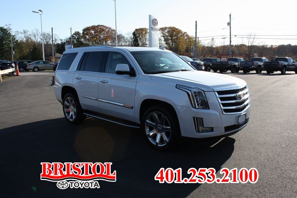 2016 Cadillac Escalade Luxury Swansea MA