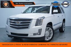 Cadillac Escalade Platinum Edition 2016