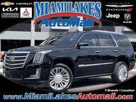 2016 Cadillac Escalade Platinum Edition Miami Lakes FL