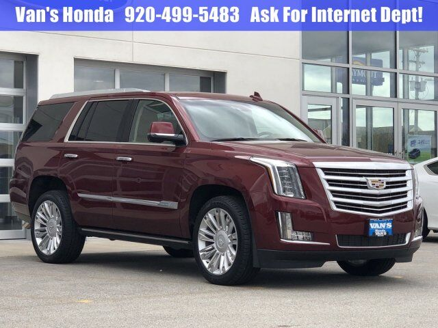 2016 Cadillac Escalade Platinum Green Bay WI