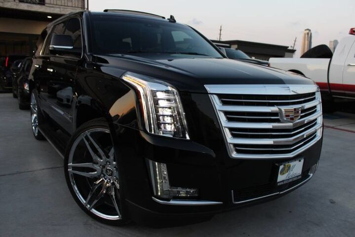 2016 Cadillac Escalade Platinum,1 OWNER,EVERY OPTION POSSIBLE ! Houston TX