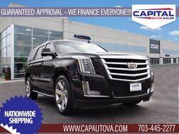 2016_Cadillac_Escalade_Premium_ Chantilly VA