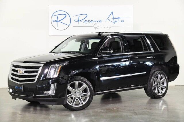 2016 Cadillac Escalade Premium Collection 4WD Rear DVD Power Boards Captains 22 Whls The Colony TX