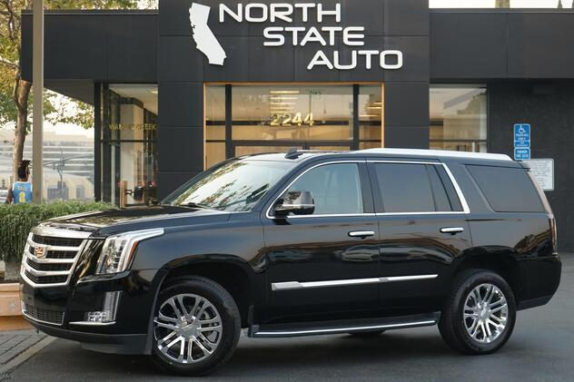 2016_Cadillac_Escalade_Standard_ Walnut Creek CA
