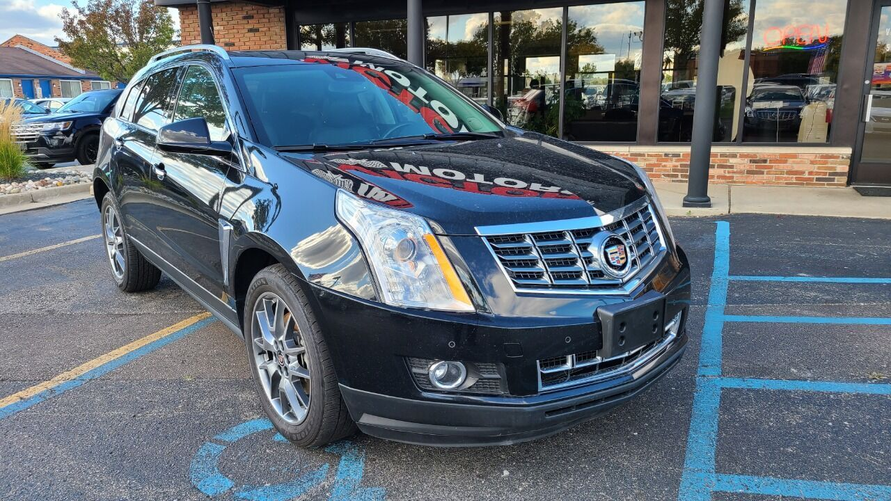 2016 Cadillac SRX Base 4dr SUV Chesterfield MI