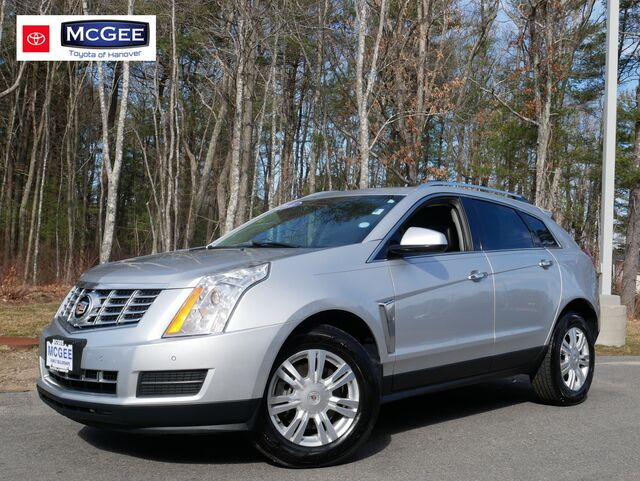 2016 Cadillac SRX FWD 4dr Luxury Collection Hanover MA