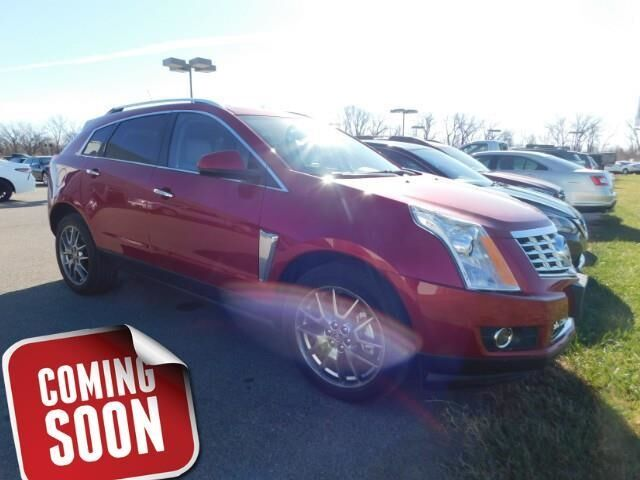 2016 Cadillac SRX FWD 4dr Premium Collection Manhattan KS