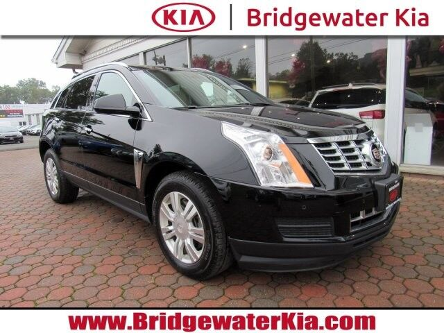 2016 Cadillac SRX Luxury Collection AWD, Navigation System, Rear-View Camera, Bose Premium Sound, Bluetooth Streaming Audio, Heated Leather Seats, Panorama Sunroof, 18-Inch Alloy Wheels, Bridgewater NJ
