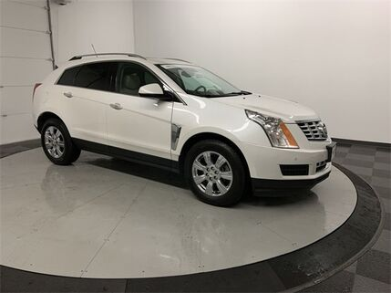 2016_Cadillac_SRX_Luxury Collection_ Fond du Lac WI