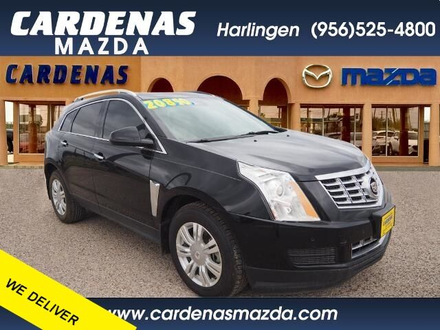 2016 Cadillac SRX Luxury Collection Harlingen TX