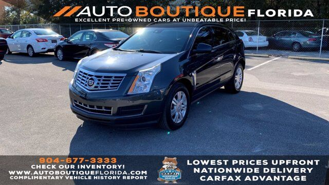 2016 Cadillac SRX Luxury Collection Jacksonville  FL