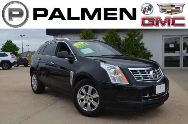 2016 Cadillac SRX Luxury Collection Kenosha WI