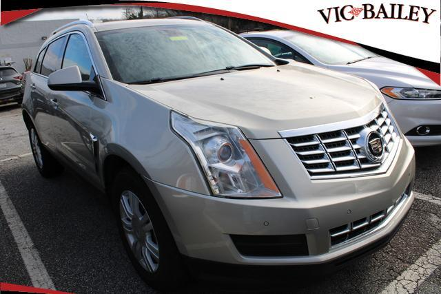 2016 Cadillac SRX Luxury Collection Spartanburg SC