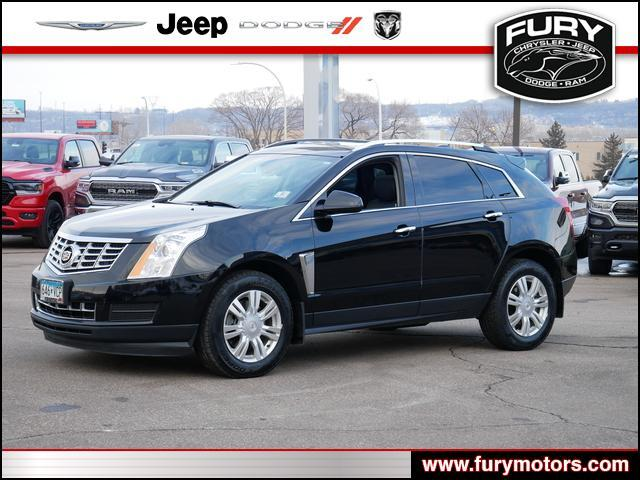 2016 Cadillac SRX Luxury Collection St. Paul MN
