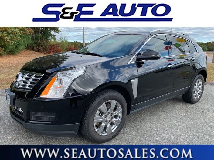 2016 Cadillac SRX Luxury Collection Weymouth MA