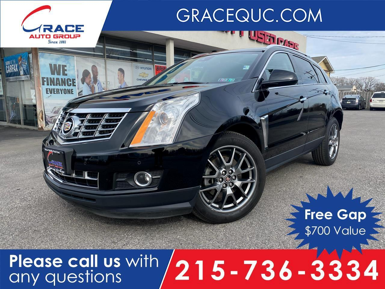 2016 Cadillac SRX Performance Collection AWD Morrisville PA