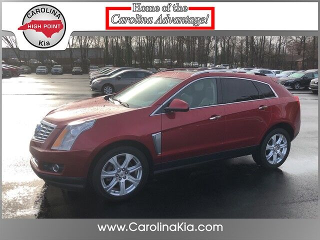 2016 Cadillac SRX Performance Collection Wilkesboro NC
