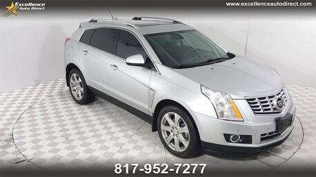 2016_Cadillac_SRX_Performance LANE DEPARTURE WARNING,BLIND SPOT,SUN/NAV,BCK-CAM._ Euless TX