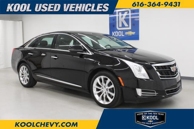 2016 Cadillac XTS 4dr Sdn Luxury Collection AWD Grand Rapids MI