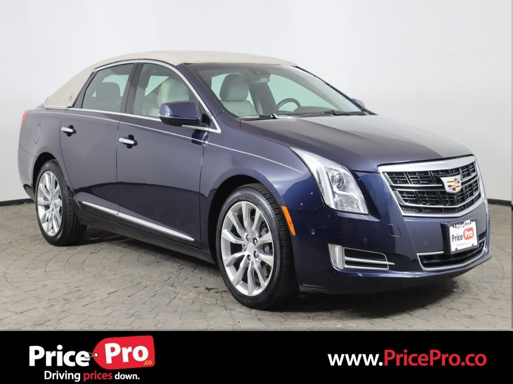 2016 Cadillac XTS Luxury Collection w/Nav/Heated Leather Maumee OH
