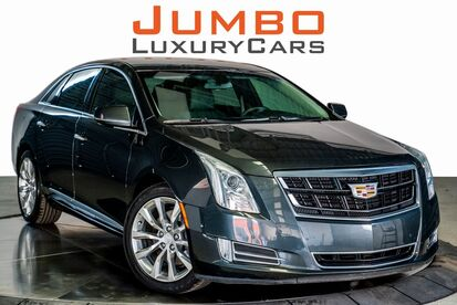 2016_Cadillac_XTS_Luxury_ Hollywood FL