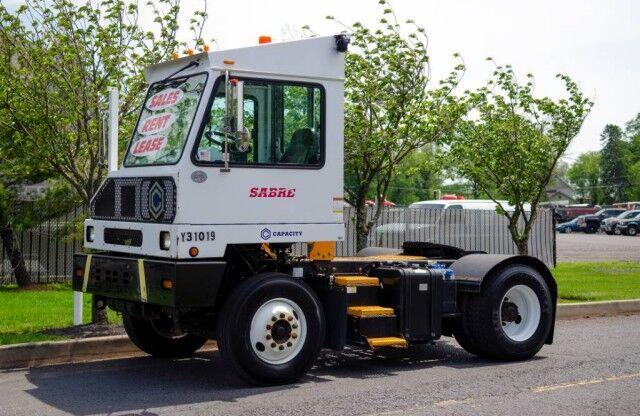 2016 Capacity Yard Truck  Bristol PA