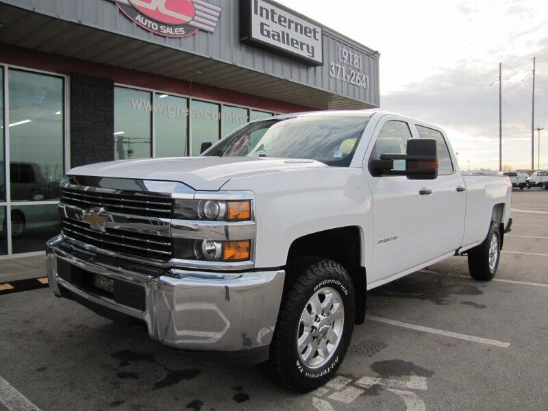 2016 Chevrolet 3500HD 4x4 Work Truck Collinsville OK