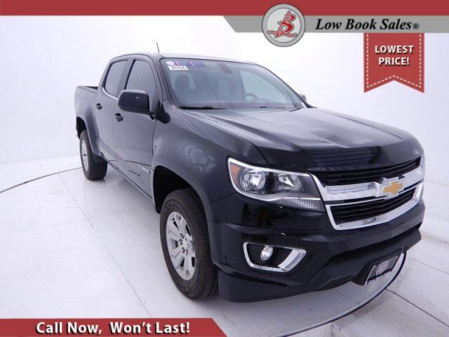 2016 Chevrolet COLORADO 4WD LT Salt Lake City UT