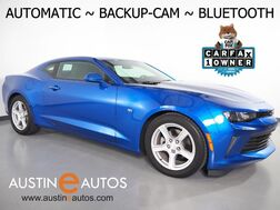 2016_Chevrolet_Camaro 1LT_*AUTOMATIC, BACKUP-CAMERA, TOUCH SCREEN, REMOTE START, STEERING WHEEL CONTROLS, ALLOYS, BLUETOOTH PHONE & AUDIO_ Round Rock TX