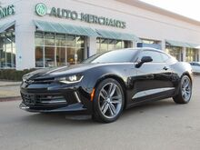 2016_Chevrolet_Camaro_1LT Coupe*RS PKG,BACKUP CAMERA,BLUETOOTH CONNECTION,HID HEADLIGHTS,REMOTE ENGINE START!_ Plano TX