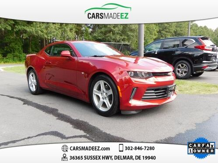 2016_Chevrolet_Camaro_1LT_ Salisbury MD