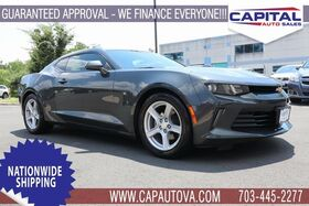 2016_Chevrolet_Camaro_2LT_ Chantilly VA