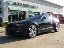 2016_Chevrolet_Camaro_2LT Coupe LEATHER, HEADSUP DISPLAY, NAVIGATION, BLIND SPOT MONITOR, HTD/CLD SEATS, BLUETOOTH_ Plano TX