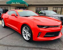 2016_Chevrolet_Camaro_2LT Coupe_ Richmond IN
