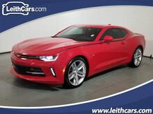2016_Chevrolet_Camaro_2dr Cpe 2LT_ Cary NC