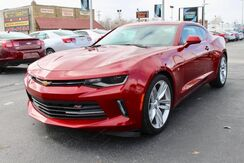 2016_Chevrolet_Camaro_LT_ Fort Wayne Auburn and Kendallville IN