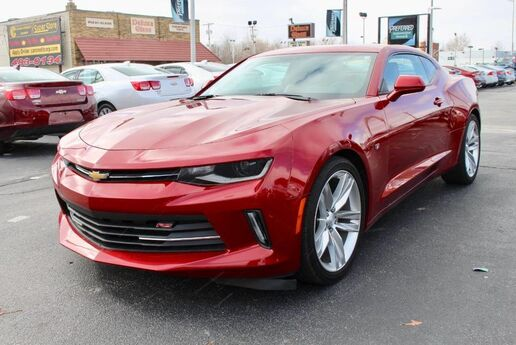 2016 Chevrolet Camaro LT Fort Wayne Auburn and Kendallville IN