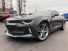 2016_Chevrolet_Camaro_LT_ Raleigh NC