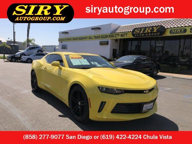 2016 Chevrolet Camaro LT San Diego CA
