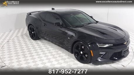 2016_Chevrolet_Camaro_SS 2SS_ Euless TX