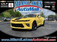 2016 Chevrolet Camaro SS Miami Lakes FL