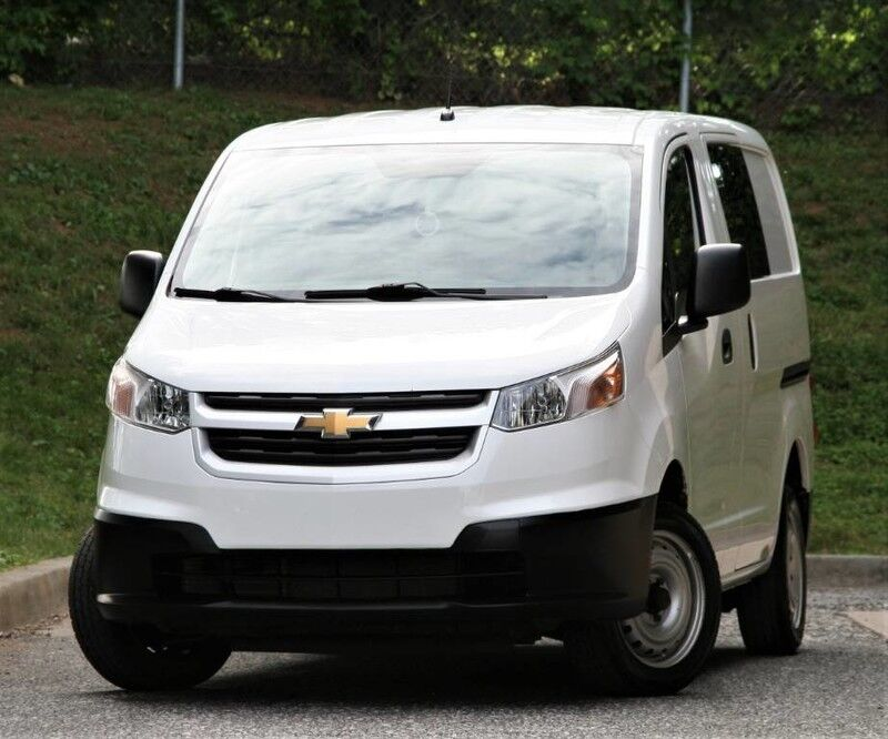 2016 Chevrolet City Express Cargo Van