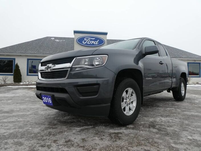 2016 Chevrolet Colorado -2WD- LOW KM- FREE DELIVERY TO YOUR DOOR Essex ON