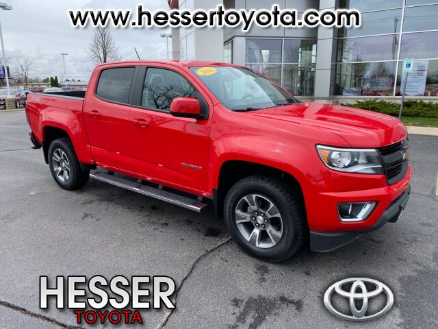 2016 Chevrolet Colorado Janesville WI