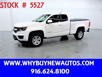Chevrolet Colorado ~ LT ~ Extended Cab ~ Only 50K Miles! 2016