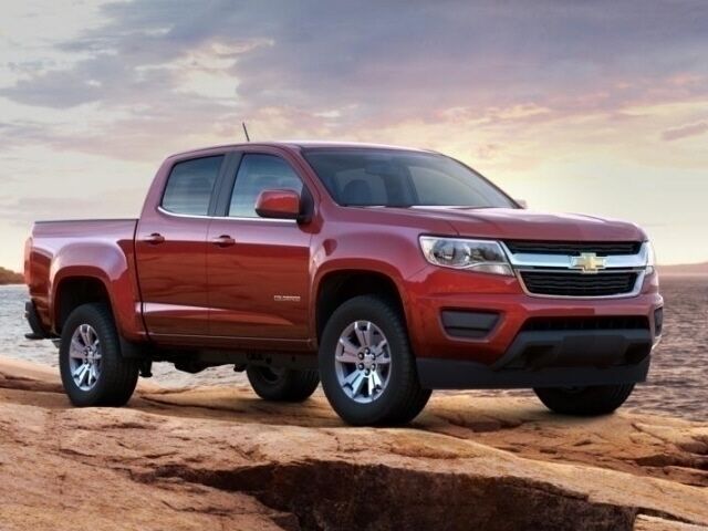 2016 Chevrolet Colorado 2WD Crew Cab 128.3 LT Fort Scott KS
