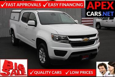 Chevrolet Colorado 2WD LT 2016